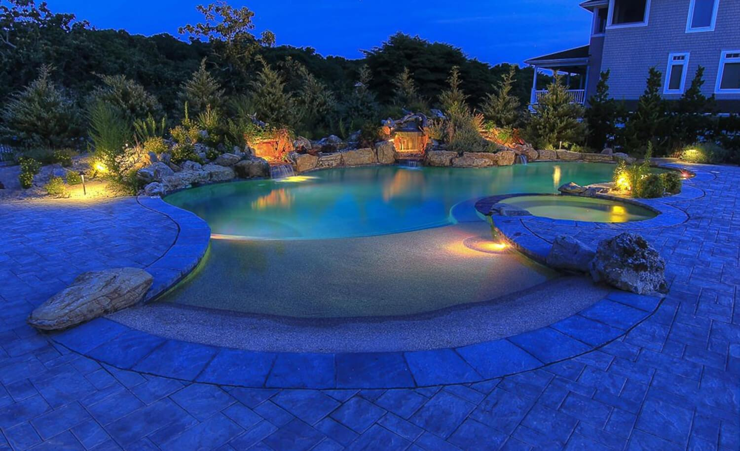 Custom Pool Builder Long Island