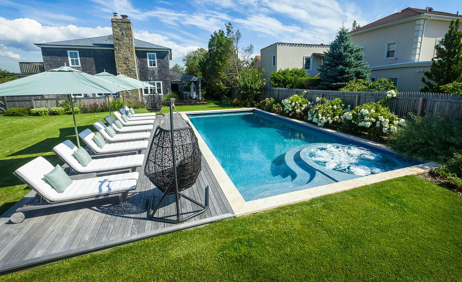 Custom Pool Builder Long Island Pool Renovation Pool